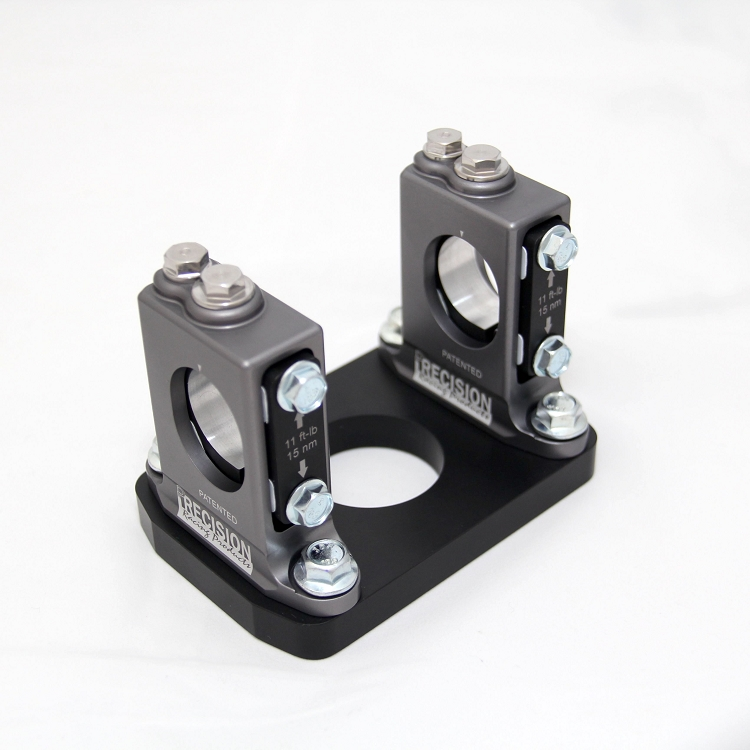 YAMAHA ATV SHOCK AND VIBE HANDLEBAR CLAMPS