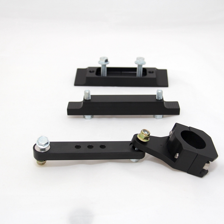 MOUNTING KIT ONLY CAN-AM DS650