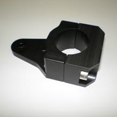 STEERING STEM CLAMPS FOR ATV STABILIZERS